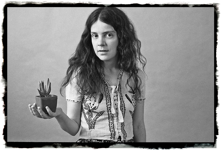 Maggie-Roche_©Irene-Young_1979_Glass-Half-Full-CD